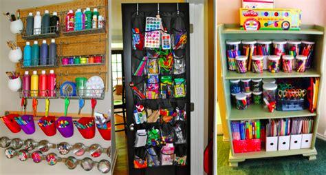 idees de cuisine 15 idées pour ranger le matériel de bricolage de vos