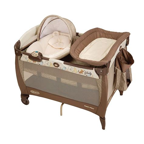 Co Sleeper Or Bassinetpack N Play For First Few Months