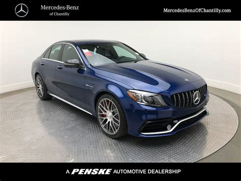 mercedes benz  class amg    sedan  sale