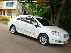 Fiat Linea Emotion Vocal White Petrol June 2009 Edition