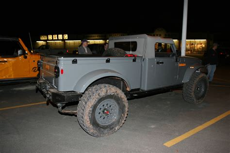Jeep M715 Concept by Wraps The Jeep Concept In Moab