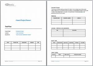 great testing document template contemporary example With sample test strategy document template