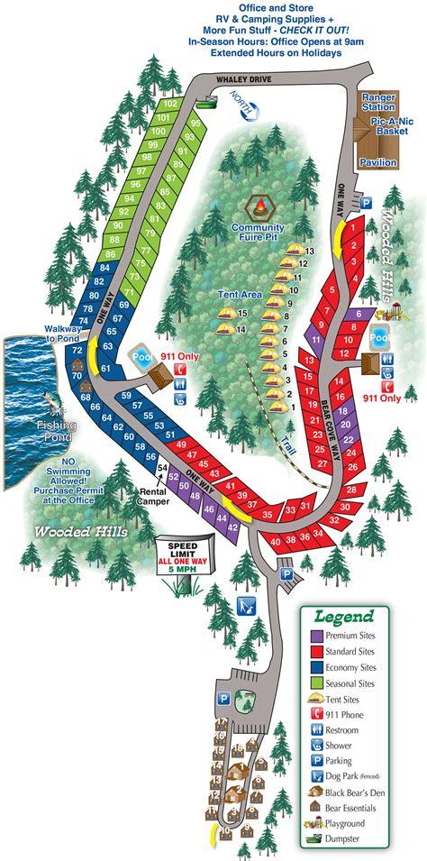 Site Map  Jellystone Park™ Pigeon Forge  Gatlinburg