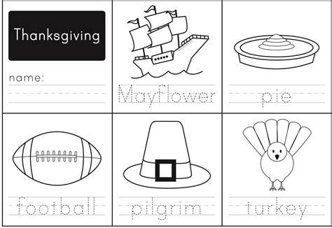 7 best images of printable preschool thanksgiving activities free printable preschool