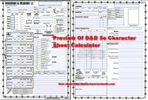 Dungeons And Dragons 5 Edition Deutsch Pdf Download : dungeons dragons 5e character sheet with all pdf 39 s editable saveable fillable printable ~ Orissabook.com Haus und Dekorationen