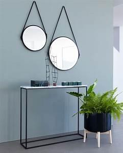Miroir Rond à Suspendre : comment fabriquer un miroir rond shake my blog ~ Teatrodelosmanantiales.com Idées de Décoration