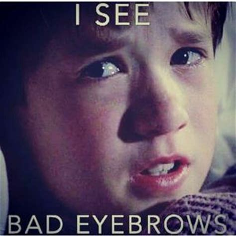 Bad Eyebrows Meme - eyebrow meme kappit
