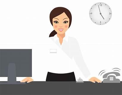 Reception Office Support Desk Smart