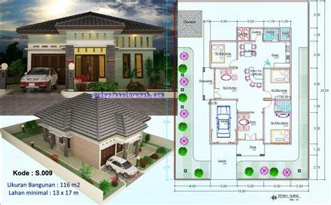 gambar desain rumah  lantai ukuran  feed news