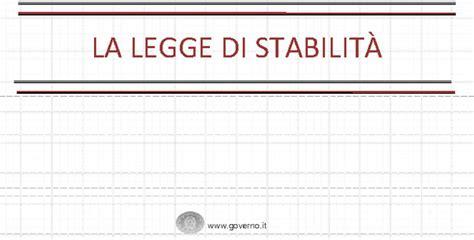 Consiglio Dei Ministri Oggi Pensioni by Legge Di Stabilit 224 2015 Previsto Per Oggi Il Passaggio In