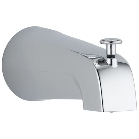 Delta Tub Faucet Leaking From Spout by Delta Rp19895 Tub Spout Pull Up Diverter Chrome Ebay