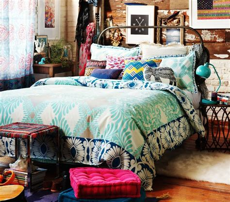 boho chic bedroom rustic bohemian bedroom unfinished timber walls bright Rustic