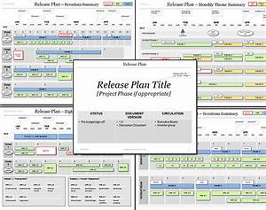 powerpoint agile release plan template With software release management plan template