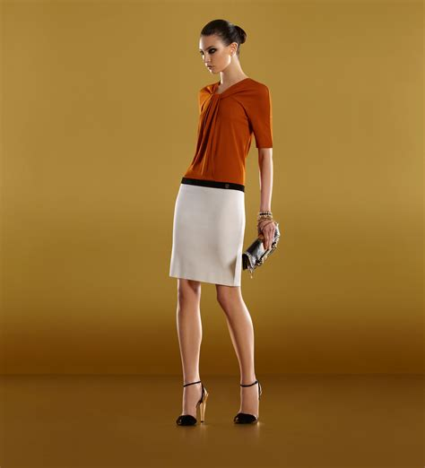 Gucci women ready to wear u2013 short sleeve dress with twist - Clothes Fashion