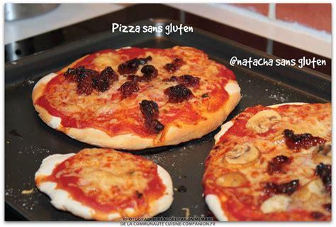 recette pates sans gluten p 226 te 224 pizza sans gluten natacha no gluten recette cuisine companion
