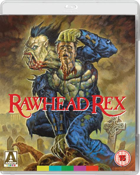 rawhead rex blu ray arrow films