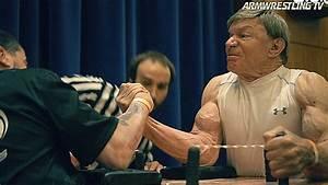 German Arm Wrestling Champion
