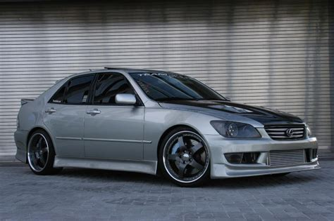2002 Lexus Is300 by Featured Mishimoto Ride Tuned 2002 Lexus Is300