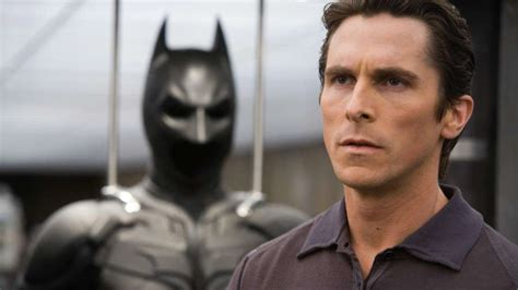Happy Birthday Christian Bale Turns Years Old Today