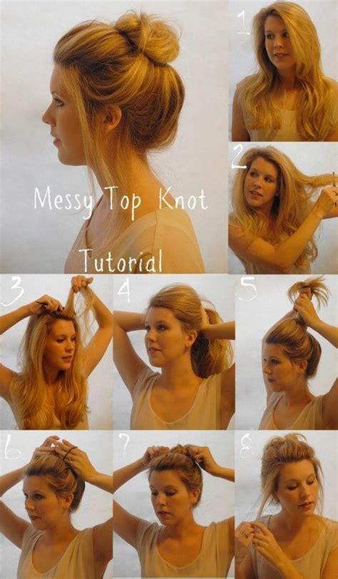 acconciature capelli lunghi fai da te idee acconciature