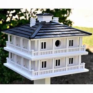 Clubhouse Bird House - Yard Envy