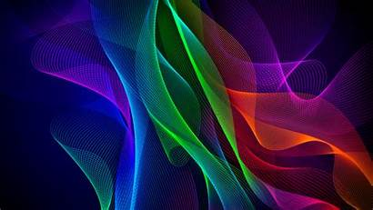Razer Phone Colorful Abstract Wallpapers 4k Resolution