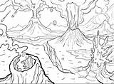 Explosion Coloring Pages Template sketch template