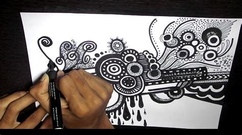 Learn To Draw Amazing Doodle Art Doodle Drawing Ideas