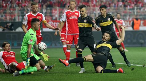 This page is about the various possible meanings of the acronym, abbreviation, shorthand or slang term: Bundesliga-Relegation: Union Berlin - VfB Stuttgart jetzt ...