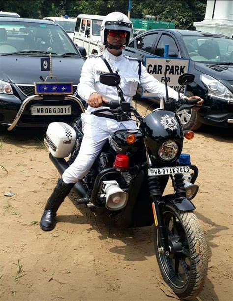 Kolkata Police Add Harley Davidson Street 750 To Its Fleet