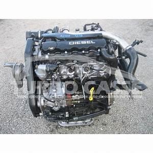 Moteur Opel : moteur opel astra g 1 7l td turbo casse ~ Gottalentnigeria.com Avis de Voitures