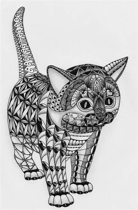 ben kwoks template   kitten pencil art art