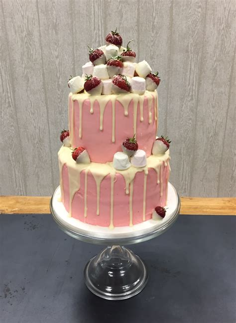 frosted layer cakes