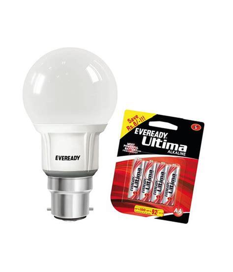 eveready 5w 6500k cool day light led bulb buy eveready