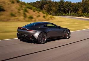 Aston Martin Vanquish 2018 : 2018 aston martin vantage revealed exclusive video tour photos 1 of 50 ~ Maxctalentgroup.com Avis de Voitures