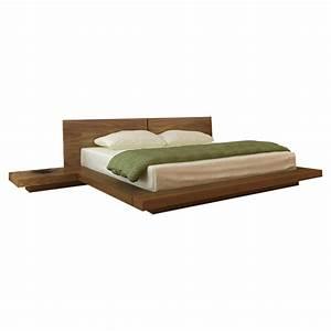 Alsa queen platform bed 28 images alsa queen platform for Overstock furniture and mattress plano