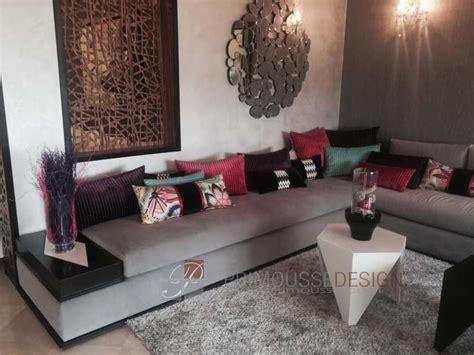 canapé casablanca salon marocain