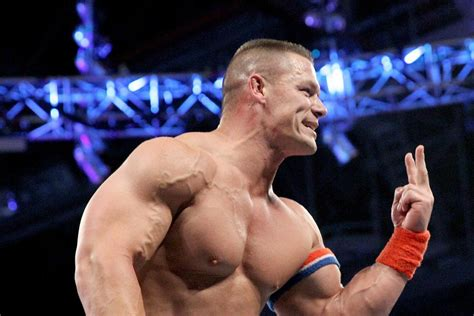 John Cena is fired up and ready to make history - Cageside ...