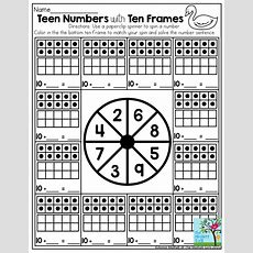 Top 25+ Best Teen Numbers Ideas On Pinterest  Teaching Teen Numbers, Kindergarten Math Games