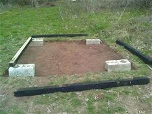 Sur Quoi Poser Un Abri De Jardin : avril 2010 tous les messages bienvenue sur tang et chalet ~ Dailycaller-alerts.com Idées de Décoration