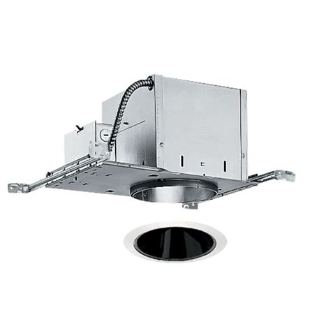 6 inch recessed lighting trim 6 inch recessed lighting kit with black alzak trim ic2