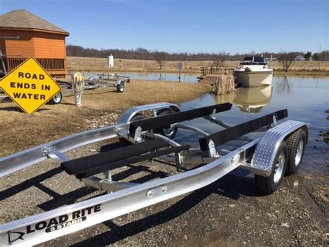 Used Boat Trailers In Ohio by 2016 Load Rite Aluminum Boat Trailers Cleveland Ohio Boats