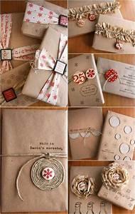 Originelle Geschenkverpackung Für Geld : kreative verpackung mit braunpapier und juteschnur geschenkideen pinterest kreativ ~ Frokenaadalensverden.com Haus und Dekorationen