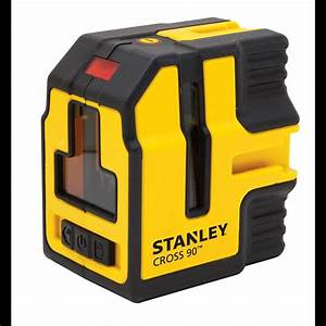 Niveau Laser Stanley : stanley cross90 cross line laser level stht77341 the ~ Premium-room.com Idées de Décoration