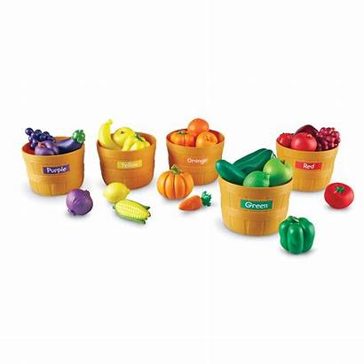Sorting Learning Resources Market Play Toys Farmers