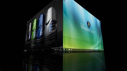 Virtual Desktop 3d Wallpapers Windows Animasi Deskspace