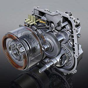 Motor Electric Auto by Chevrolet Volt Hybrid Drive System General Motors Volt