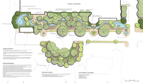 landscap plan master plans sisson landscapes