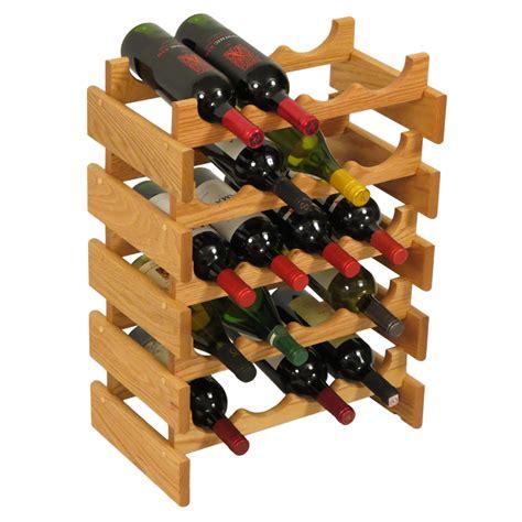 wooden wine rack wood wine rack 20 bottle in wine racks