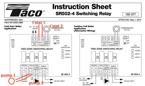 Wiring Diagram Dual Aquastat Within Honeywell